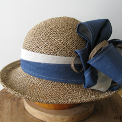 Chapeau de foin de mer - Têtu-Têtu