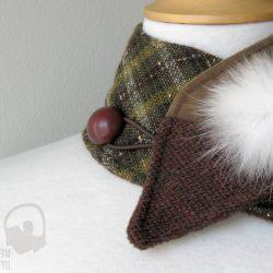 Col d'hiver, modèle Julie - Têtu-Têtu